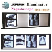 Buy cheap Upgrade LED X-ray Negatoscope Mst-4000IV Four Panels with 7 Level LED Display Brightness Control from wholesalers