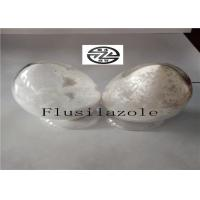 Best White Solid Flusilazole Fungicide , Broad Spectrum Fungicide High Purity wholesale