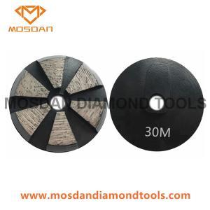 Best 6 Seg Diamond Floor Grinding Disc for Terrco wholesale
