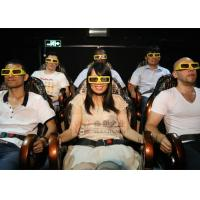 Best Professional 5D Movie Theater with ABS Plastic Frame 3D Glasses wholesale