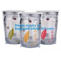 Best Jar Shaped Pouches, Round Bottom Plastic Bag/Stand Up Pouch Bag For Meat,Pork,Beef,Sea Food, Bagease, Bagplastics wholesale