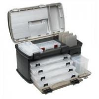 Best Large ABS & foam  outdoor customized color waterproof fly box / fly fishing tackle wholesale