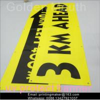 Best Uv Printing Outdoor Polyester Vinyl Advertising Banners For Business wholesale