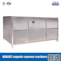 Permanent Magnet High Gradient Magnetic Separator With Five Cavity