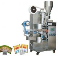Best quantitative tea bags packing machines with outer envelope wholesale