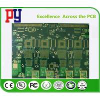 China 1.6MM Thickness PCB Printed Circuit Board Fr4 Base Material High Tolerance on sale