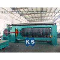 Best Heavy Duty Gabion Mesh Machine Net Weaving Machine 80x100mm Netting Width 4300mm wholesale