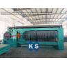 Buy cheap Heavy Duty Gabion Mesh Machine Net Weaving Machine 80x100mm Netting Width 4300mm from wholesalers