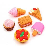 China Ice Cream Erasers For Kids , Fun Toy Erasers on sale