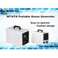 Best 5g/H Home Water Ozone Vegetable Cleaner / Vegetable Washing Machine wholesale