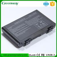 Buy cheap Greenway laptop battery replacement A32-F52 A32-F82 for ASUS F52 F82 F83S series from wholesalers