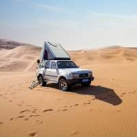 Best 4wd Triangular Car Camping Tent wholesale