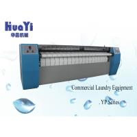 Best Hotel Linen Steam Press Ironing Machine With Big Ironing Roller wholesale