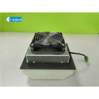 Cheap Semiconductors Thermoelectric Air Cooler 100W 24VDC For Refrigeration Chamber for sale