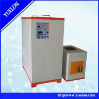 China 160KW Ultrahigh frequency induction heating power for metal brazing/ metal soldering on sale