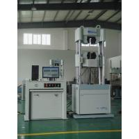 Best HUT-1000 Hydraulic Servo Universal Testing Machine, Mechanical test, Round & flat specimen wholesale
