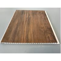 Best 10 Inch Wooden laminate ceiling panels Thickness 7.5mm For Ceiling wholesale