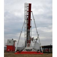 Best R250 Slant Oilfield Workover Rigs For Loading And Unloading Drill Rods wholesale