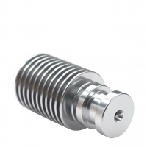 Best Black Silver E3D V6 3D Printer Heatsink Remote Short Range Distance wholesale