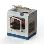 Best PEEK / Ultem High Definition 3d Printer 350W Gross Power Direct Drive Feeding wholesale