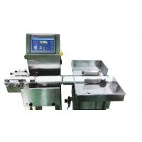 Buy cheap 100gm Dynamic Checkweigher Machine , FDA Weight Checking Machine from wholesalers