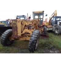 Quality 10 ton Used Motor Grader Komatsu GD511A-1 Japan made Original painting wholesale