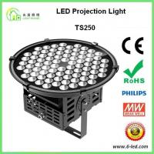 Best Ac 85-277v 250 Watt Led High Mast Lighting 120lm / W High Output wholesale