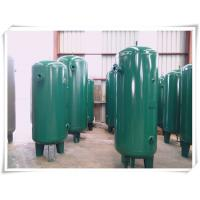 Best High Pressure Carbon Steel Air Receiver Tanks For Diesel Protable Air Compressors wholesale