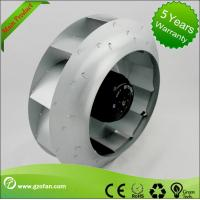 Best AC Centrifugal Exhaust Fan Blower With Backward Curved Blades For Floor Ventilation wholesale