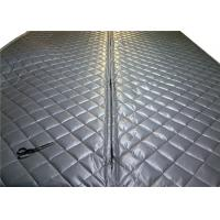 Best 4 layer design temporary acoustic barriers for outdoor construction site 40dB noise reduction waterproof wholesale