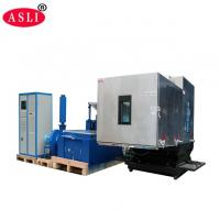 Best Temperature Humidity Vibration Combined Environmental Test Chamber Climatic Testing System For Battery wholesale