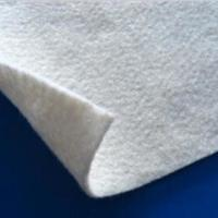 Best White Color PET Geotextile Stabilization  Fabric Non Woven Light weight UV Resistance wholesale
