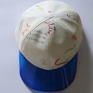 Best Fashion Plastic Bill Custom Printed Baseball Hats , Sun Protection Headwear For Summer wholesale