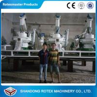 Best Industrial CE ISO Wood Pellet Production Line For High Speed Pellet Making wholesale