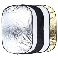 Best 5 in 1 Portable Photography Studio Multi Photo Collapsible Light Reflector 60 x 90cm wholesale