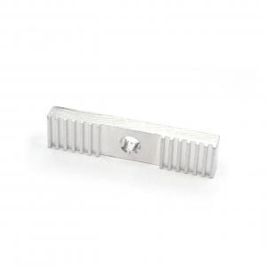 Best Aluminum Alloy 40*9*5mm GT2 3D Printer Belt Clamp Silver white wholesale