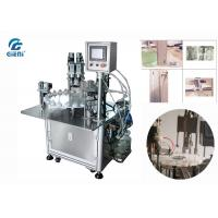 Best High Output Nail Polish Making Machine With Two Nozzles And Capping Machine wholesale