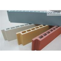 Best 30mm Thickness Terracotta Rainscreen Cladding For Building Facade Materials wholesale