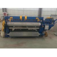 Best Resistance Welding Wire Mesh Machine For Coil Mesh Galvanized And Power Coated wholesale