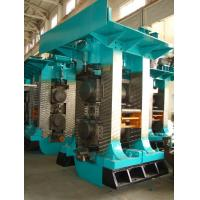 Quality Stainless Steel Four High Rolling Mill , Electric Reversible Rolling Mill wholesale