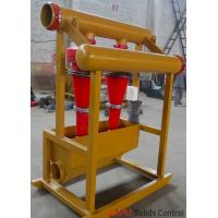 Cheap O&G well drilling mud system hydrocyclone desander for sale at Aipu solids for sale