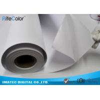 Best 108gsm Matte Coated Paper Self Adhesive , Sticker Photo Paper Waterproof wholesale