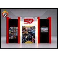 Best Immersive Systems 5D Video Accessories , 5D Cinema System wholesale