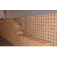 Best Shaped Dry Pressed Kiln Refractory Fire Bricks Insulating Fireclay Block wholesale