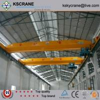 Cheap 2016 Hot Sale Single Girder Overhead Crane,Electric Hoist Traveling Crane 10ton for sale