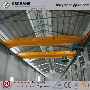 Buy cheap 2016 Hot Sale Single Girder Overhead Crane,Electric Hoist Traveling Crane 10ton from wholesalers