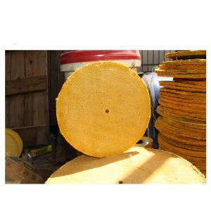 Best 12 inches Oil Sisal Buff - Hexagonal-hole - buffing wheels - polishing wheels wholesale