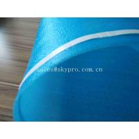 Best 3mm Soundproof Rubber Sheet Roll , Laminate Flooring EPE Foam Wrapping Underlayment wholesale