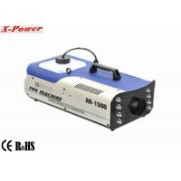 Best Portable 1500w Stage Fog Machine 8*3w RGB LED Fog Machine  For Party  X-024 wholesale