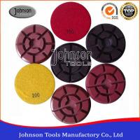 Best SGS / GB Approved Concrete Diamond Polishing Pads For Coarse Surface wholesale
